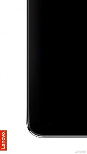 Lenovo Z5 может оказаться первым смартфоном, который превзойдёт iPhone X в вопросе тонкости нижней рамки