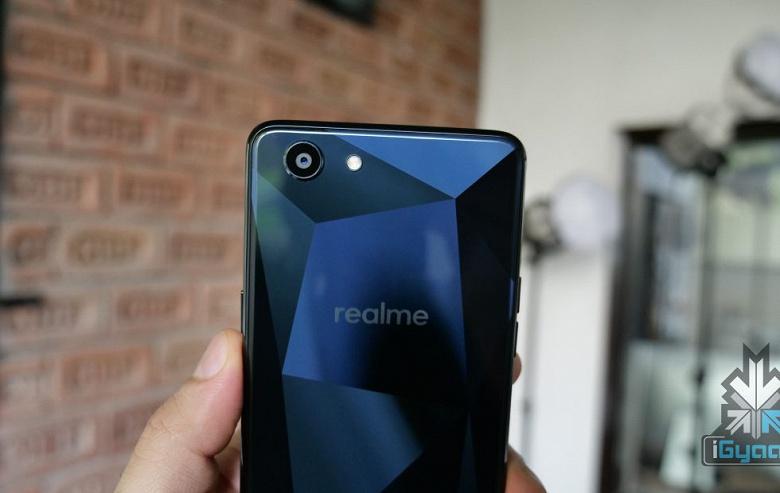 Oppo Realme 1 — 200-долларовый смартфон с 6 ГБ ОЗУ, 128 ГБ флэш-памяти и современной платформой