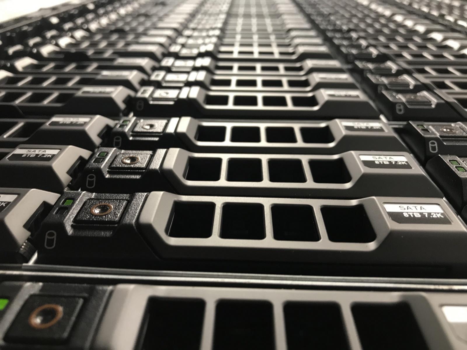 Как мы организовали хранилище данных дешевле Amazon Simple Storage Service на 35% - 1