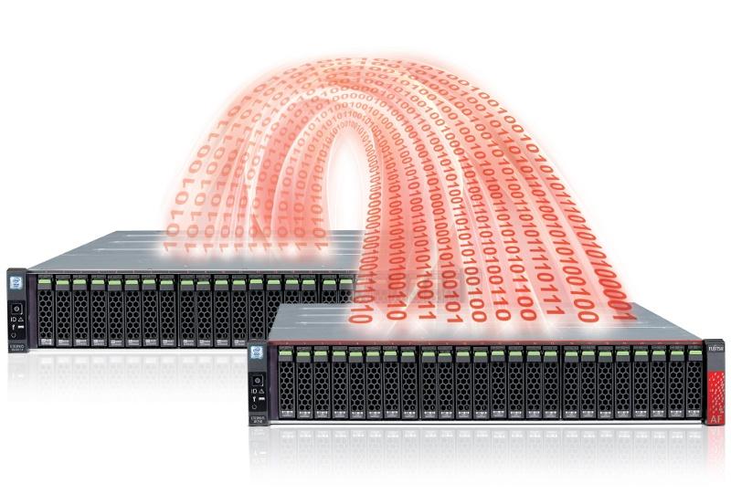 Обновление модельного ряда систем хранения Fujitsu ETERNUS - 3