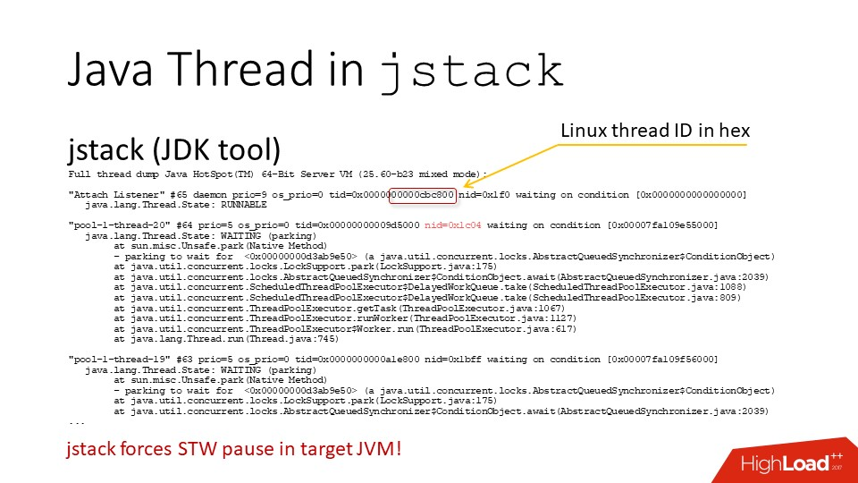 Java и Linux — особенности эксплуатации - 15