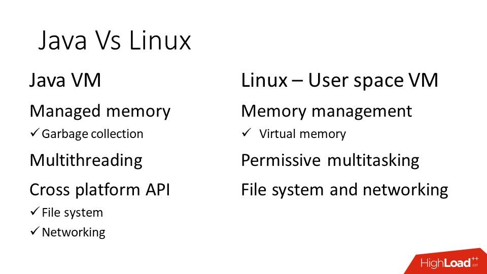 Java и Linux — особенности эксплуатации - 2