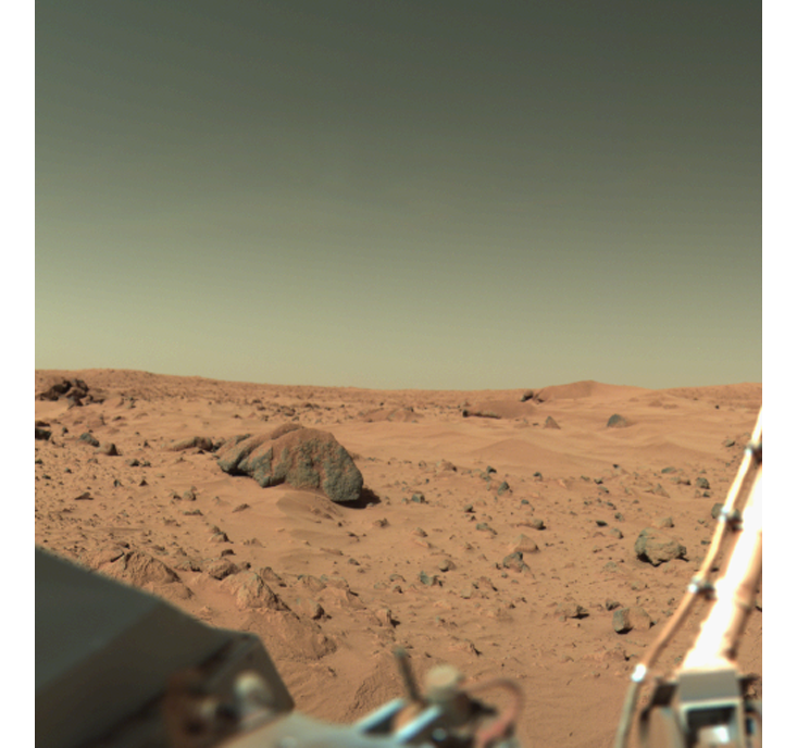 Жизнь на Марсе, от Викинга до Кьюриосити - 2