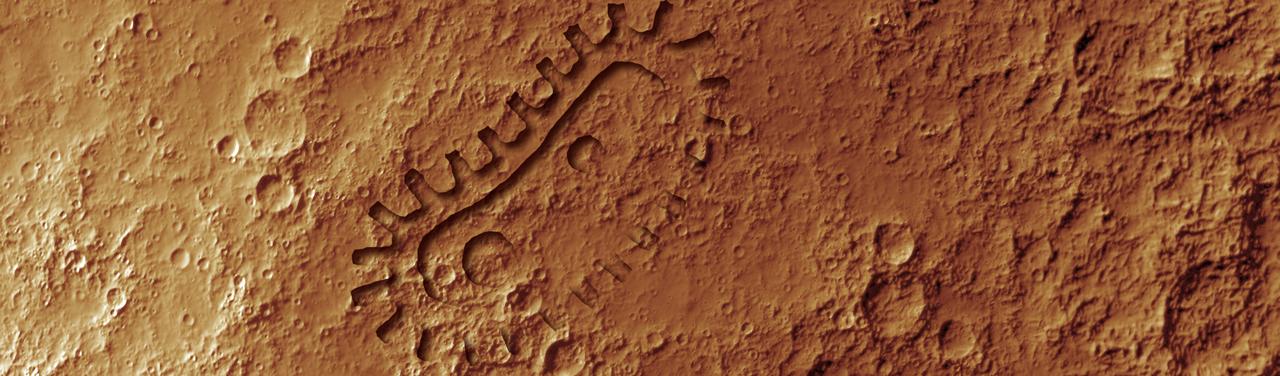 Жизнь на Марсе, от Викинга до Кьюриосити - 1