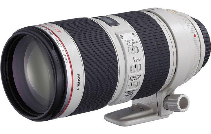 В начале июня ожидается анонс двух новых объективов Canon, охватывающих один и тот же диапазон фокусных расстояний