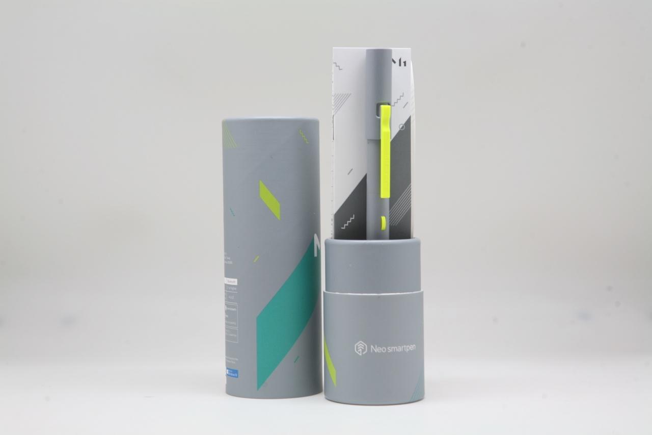 Вышла новая умная ручка от NeoLAB — SmartPen M1 - 1