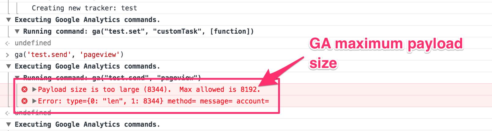 Логирование хитов (payload) Google Analytics в Google Sheets через Google Tag Manager - 1