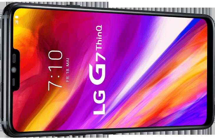 Российская цена смартфона LG G7 ThinQ - 59990 рублей