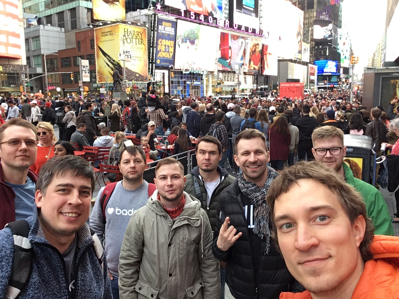 Lead Dev New York: обзор докладов и отзыв о конференции - 5