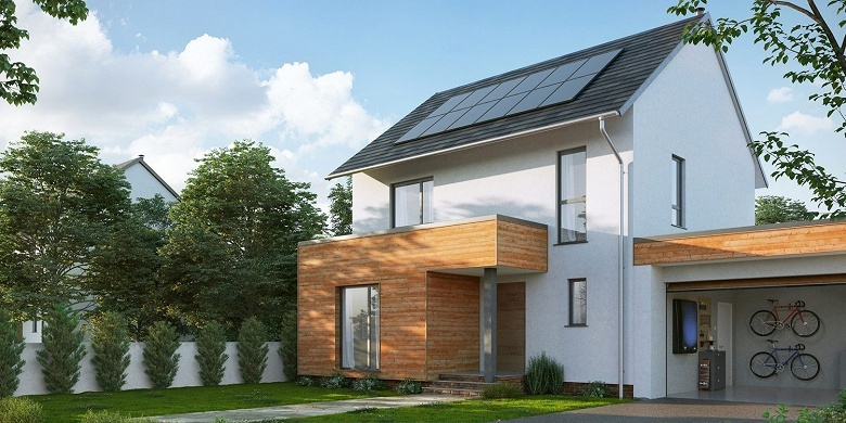 Nissan начала предлагать солнечные панели и домашние аккумуляторы