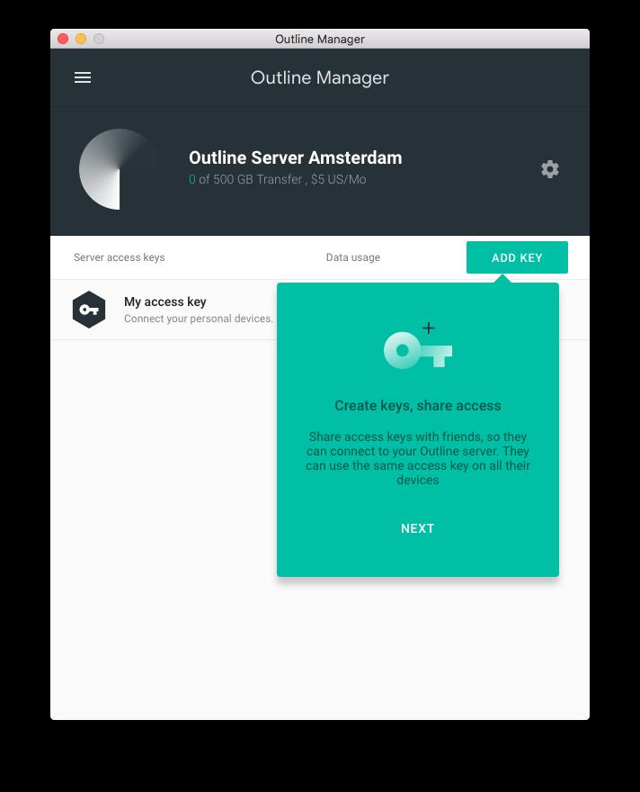 Outline: Делаем свой личный VPN от Google за 5$ в месяц (и за 1€ для продвинутых) - 5