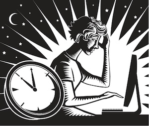 Нарушение циркадных ритмов коррелирует с депрессией, биполярным расстройством и невротизмом - 1