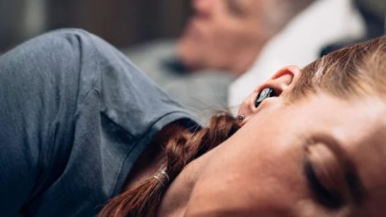 Наушники QuietOn Sleep спасают от храпа