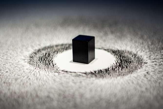 Манипуляции с ферромагнетизмом — будущее накопителей? - 1