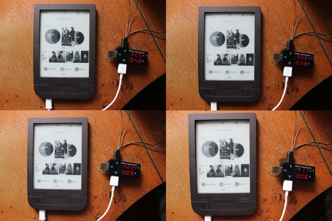Суровый хенд-мейд от инженера-электронщика: разбираем PocketBook 631 Plus и оснащаем его солнечной батареей - 32
