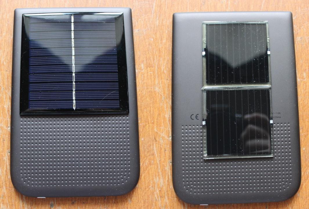 Суровый хенд-мейд от инженера-электронщика: разбираем PocketBook 631 Plus и оснащаем его солнечной батареей - 37