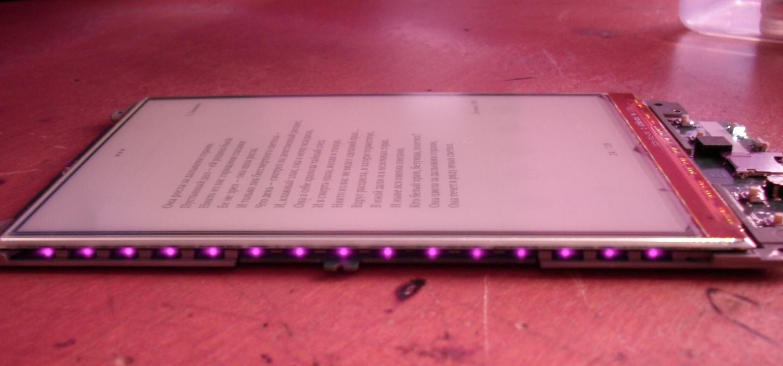 Суровый хенд-мейд от инженера-электронщика: разбираем PocketBook 631 Plus и оснащаем его солнечной батареей - 1