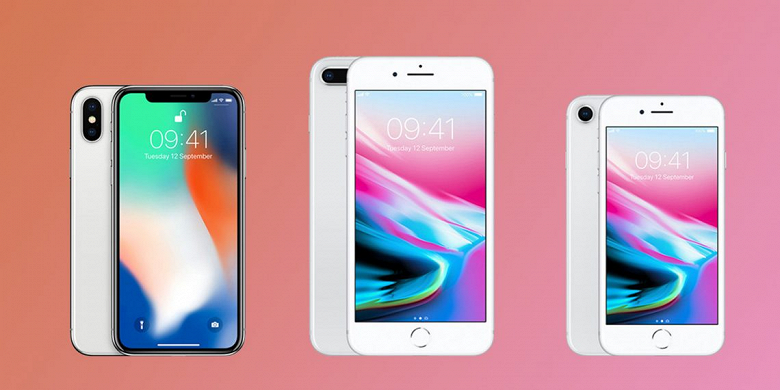 Apple нарастила продажи смартфонов iPhone в США на рекордные 16%, тогда как рынок уменьшился на 11%