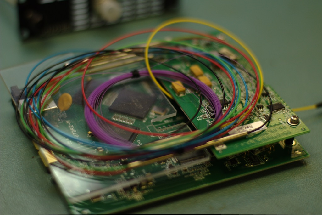 Как мы изобретали оптический рефлектометр - 1