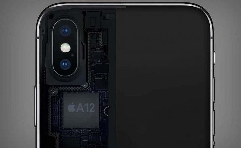 Началось массовое производство SoC Apple A12 для новых смартфонов iPhone