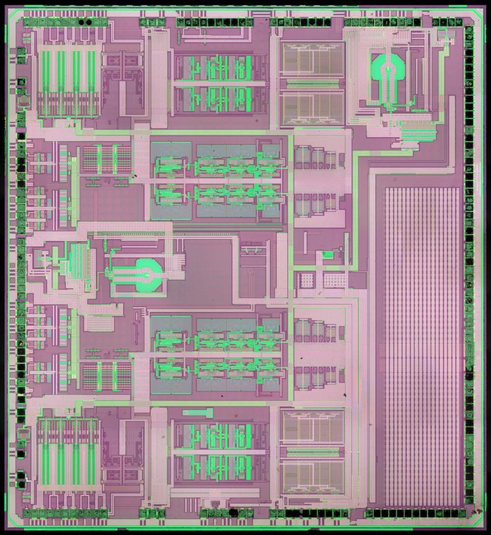Внутренности SDR чипа AD9361 — когда микроэлектроника выгоднее наркоторговли - 2