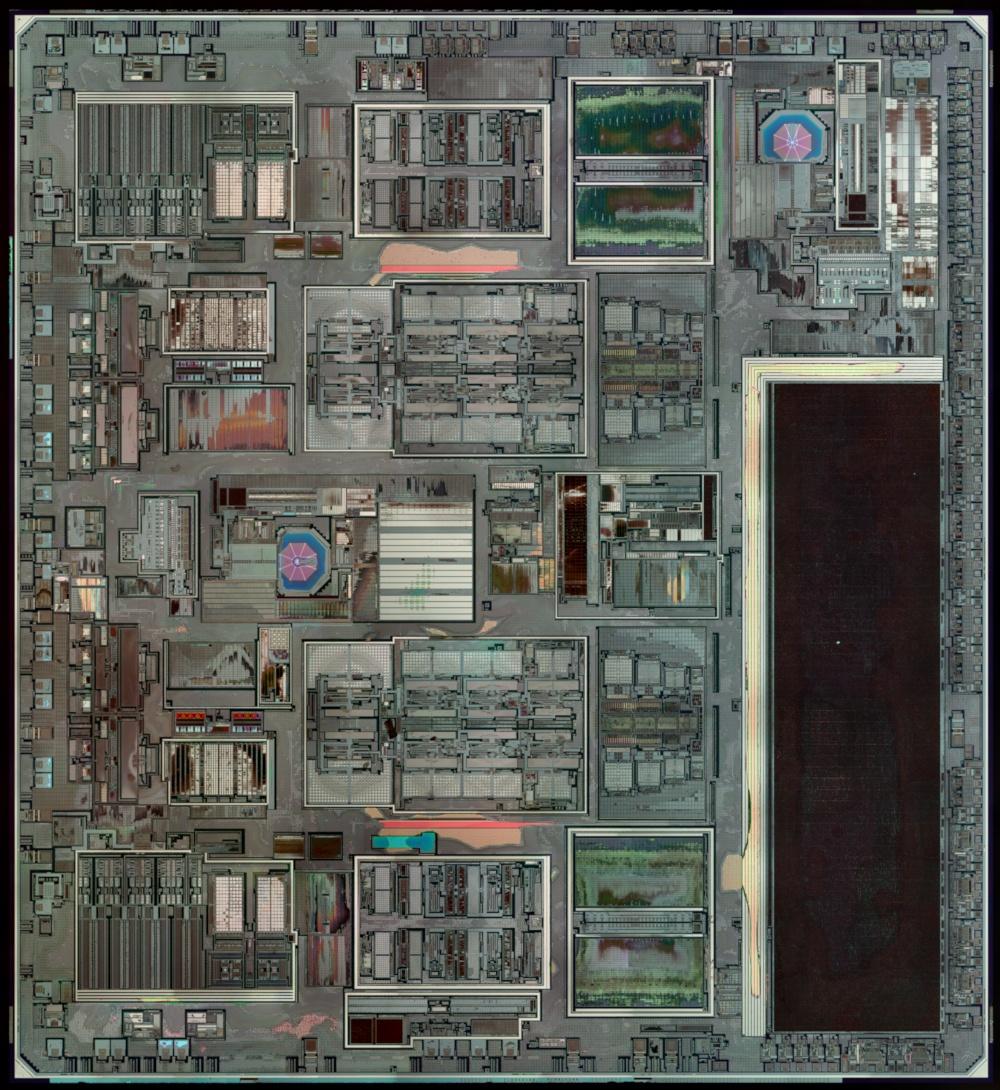 Внутренности SDR чипа AD9361 — когда микроэлектроника выгоднее наркоторговли - 3