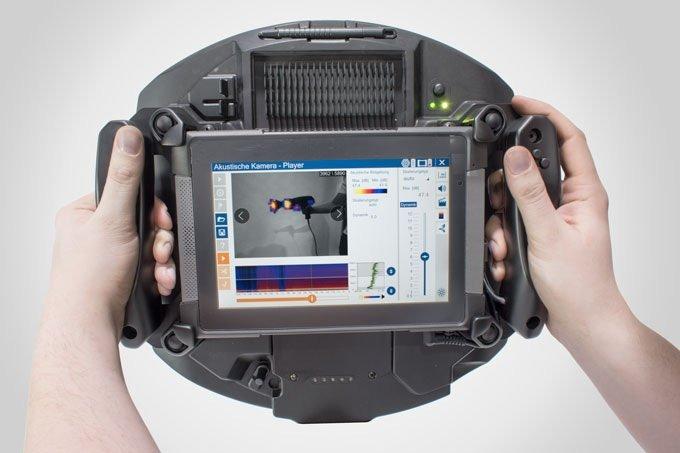 На выпуск звуковой камеры Soundcam собрано в пять с половиной раз больше средств, чем намечалось