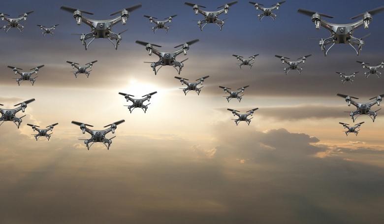 Номерные знаки могут стать обязательными для дронов