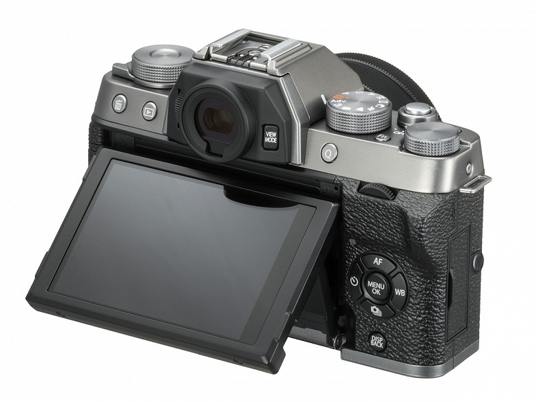 Представлена камера Fujifilm X-T100