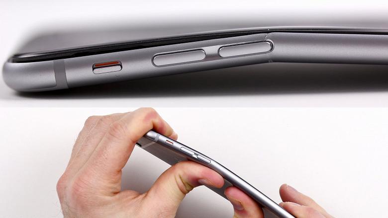 Apple прекрасно знала, что смартфоны iPhone 6 будут легко сгибаться. Появились доказательства
