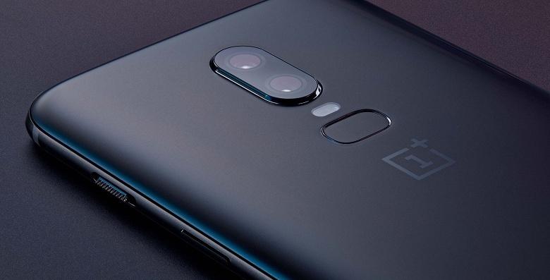 OnePlus 6 — первый смартфон производителя, который умеет обновлять ПО незаметно для пользователя