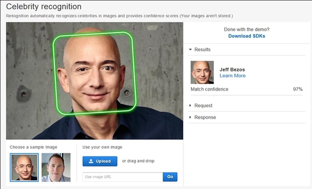 Как Amazon использует новую систему распознавания лиц, и за что её ненавидят - 5