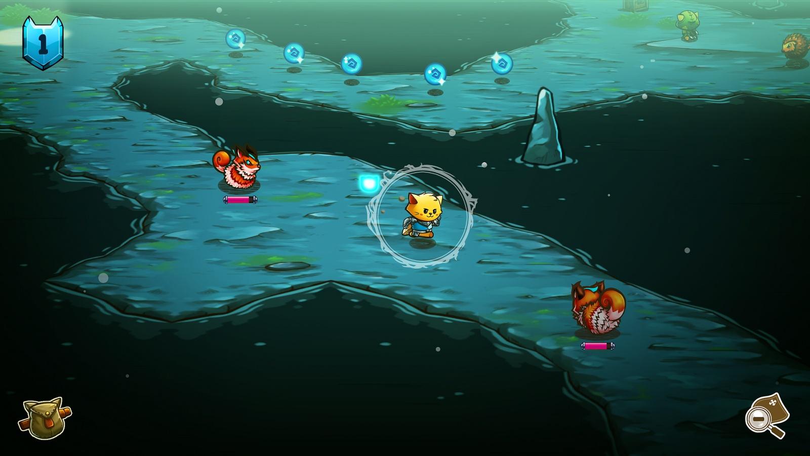 Разработка игры для нескольких платформ: постмортем Cat Quest - 4