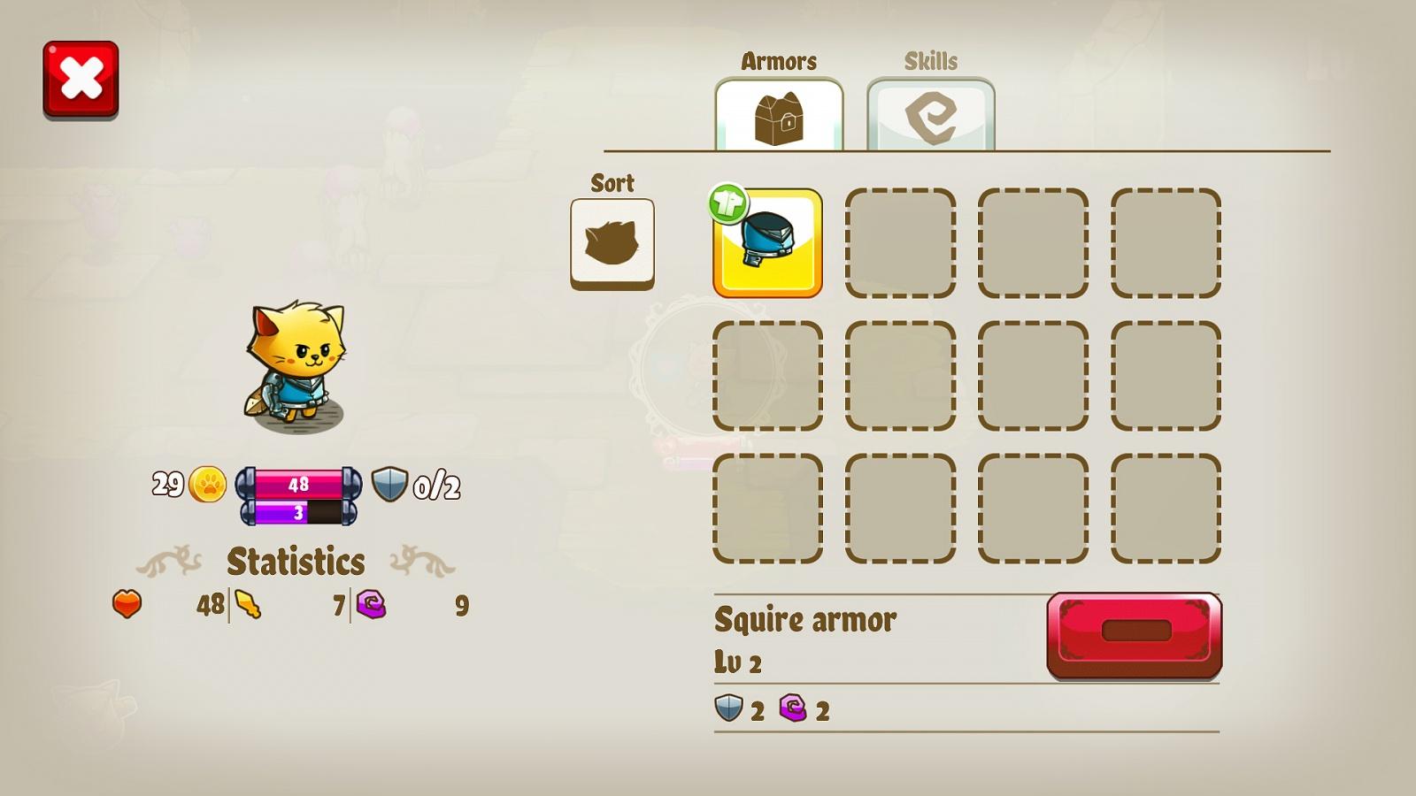 Разработка игры для нескольких платформ: постмортем Cat Quest - 5