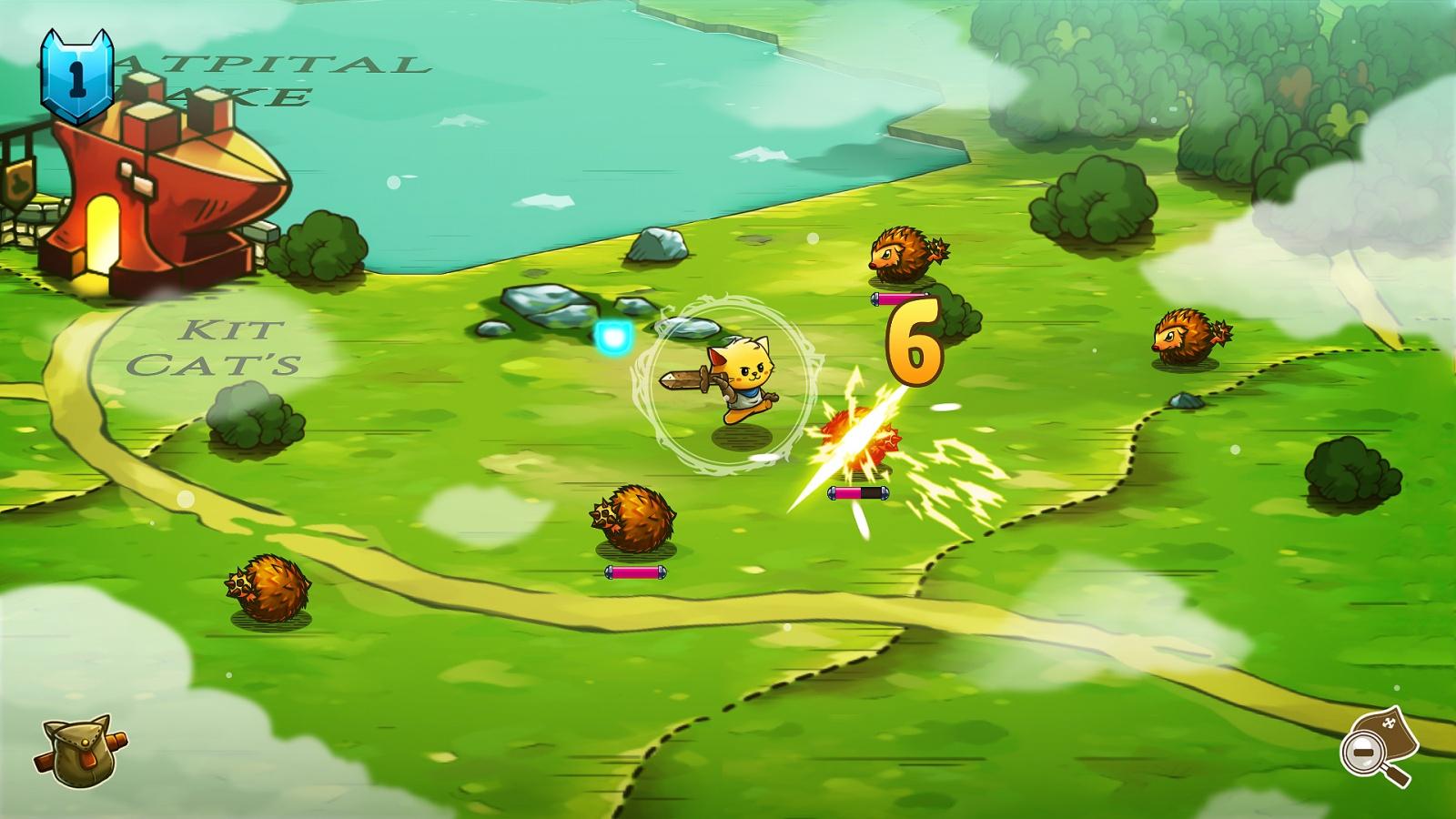 Разработка игры для нескольких платформ: постмортем Cat Quest - 6