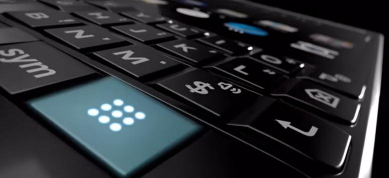 В первом видеоролике смартфона BlackBerry KEY<SUP>2</SUP> видна новая аппаратная кнопка
