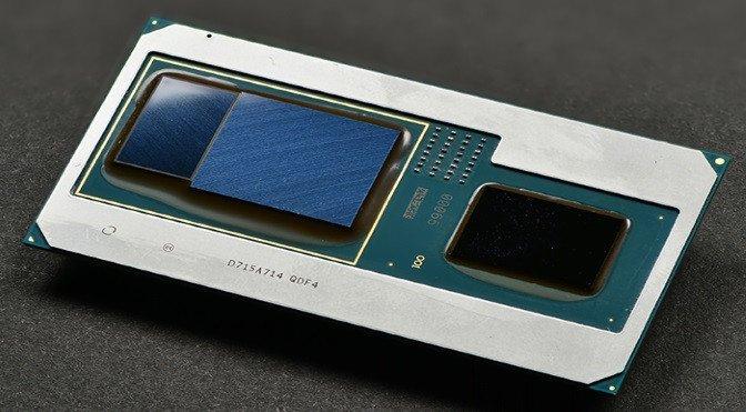 Google разрабатывает хромбук на процессоре Kaby Lake G