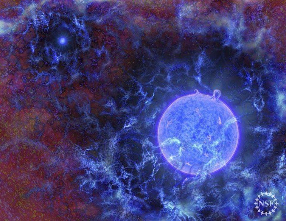 Астрономы подтвердили обнаружение второй по удалённости от нас галактики - 9