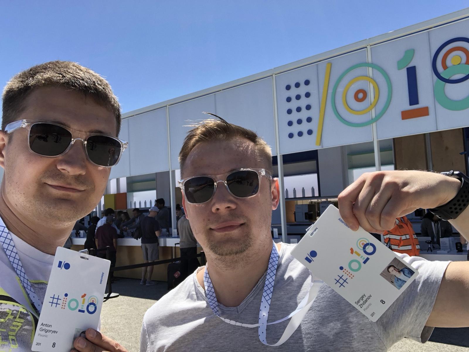 Google I-O 2018 глазами разработчика мобильных игр + рекомендации по итогам - 1