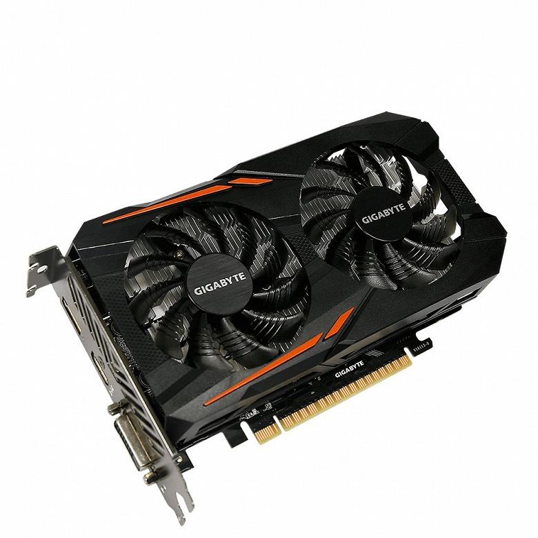 Gigabyte и Maxsun выпустили 3D-карты GeForce GTX 1050 с 3 ГБ памяти