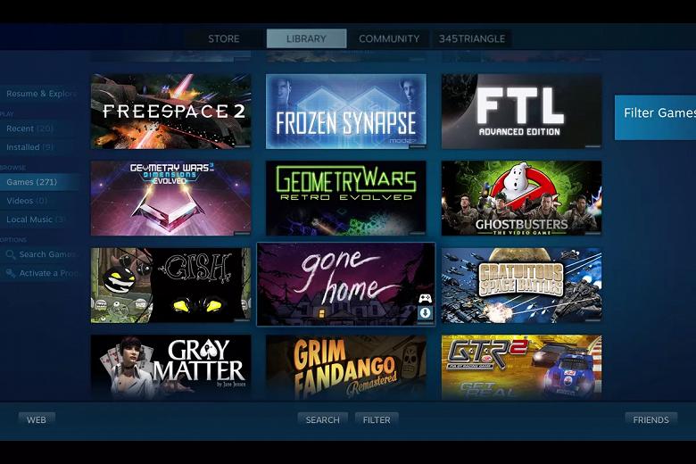 Пользователи Android получили возможность запускать игры из библиотеки Steam, на iOS приложение Steam Link пока заблокировано