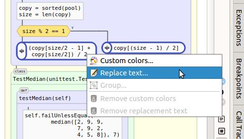 Автоматическая визуализация python-кода. Часть третья: новые возможности графического представления кода - 2