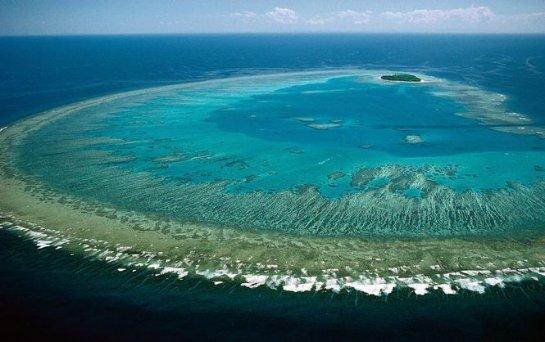 Большой барьерный риф периодически погибает и «воскресает» уже на протяжении 30 тысяч лет