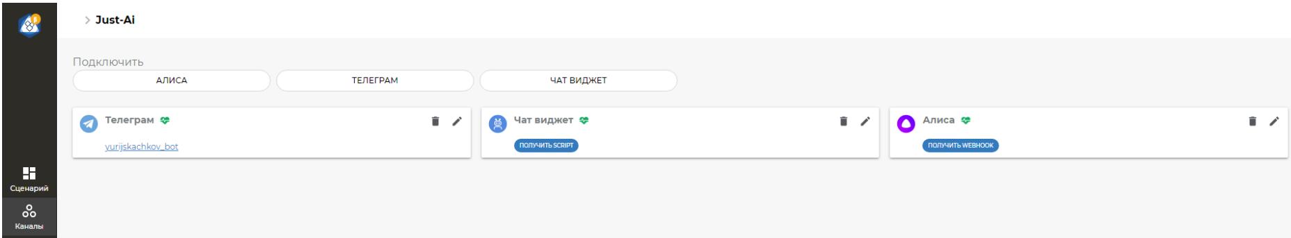Как создать своего бота без навыков программирования и подключить его к Яндекс.Алисе - 13