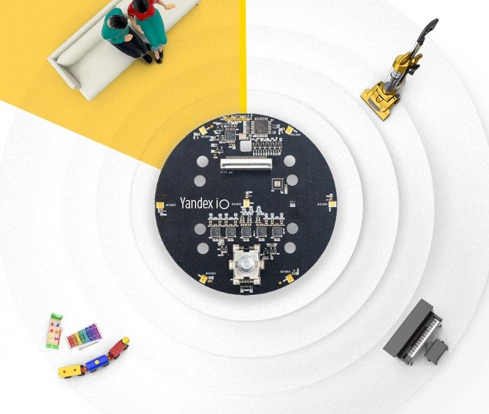 Как Яндекс создавал первое устройство с Алисой. Яндекс.Станция на базе технологии IO - 7