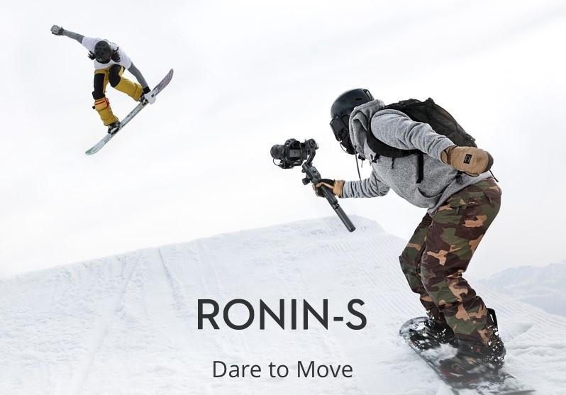 Объявлен старт продаж DJI Ronin-S - 6
