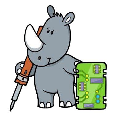 Реверс-инжиниринг прошивки устройства на примере мигающего «носорога». Часть 2 - 1