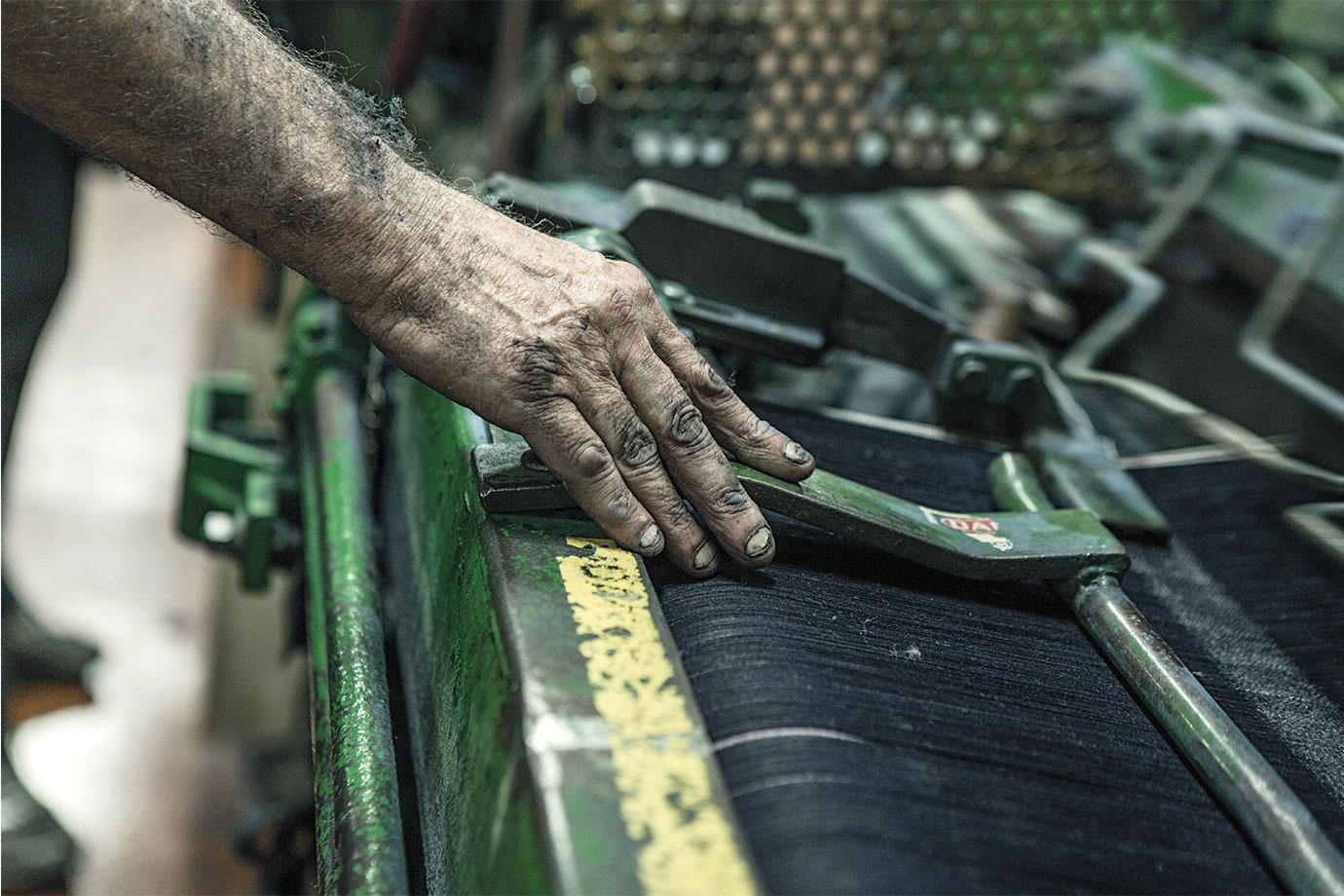 Смерть денима: что закрытие фабрики Коун-Миллс означает для понятия «Сделано в США» - 3