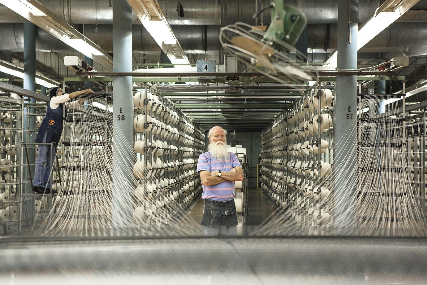 Смерть денима: что закрытие фабрики Коун-Миллс означает для понятия «Сделано в США» - 5