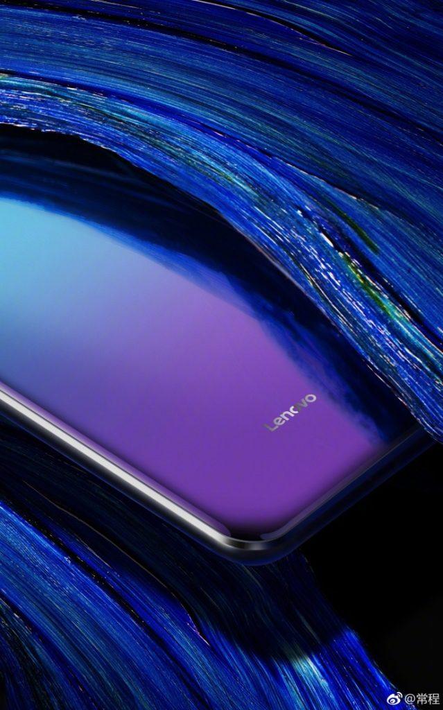 Цветовое оформление смартфона Lenovo Z5 будет напоминать флагманы Huawei и Honor